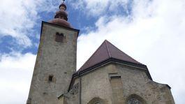 Kostol sv. Petra z  Alkantery, Okoličné,