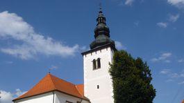 Kostol Svätých Šimona a  Júdy, 14. storočie, Liptovské Sliače,
