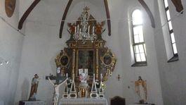 Liptovský Ján, Kostol sv. Jána Krstiteľa, 13. storočie,