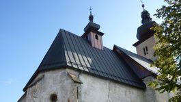 Liptovský Ján, Kostol sv. Jána Krstiteľa,