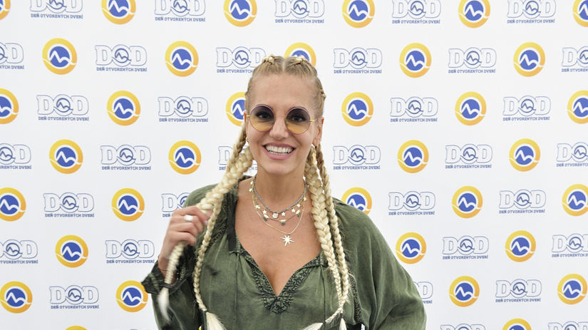 Speváčka Dara Rolins je na akciách DOD už...