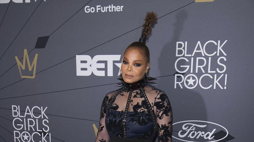 Speváčka Janet Jackson slávi veľký návrat so...