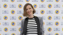 Speváčka Zuzana Smatanová.