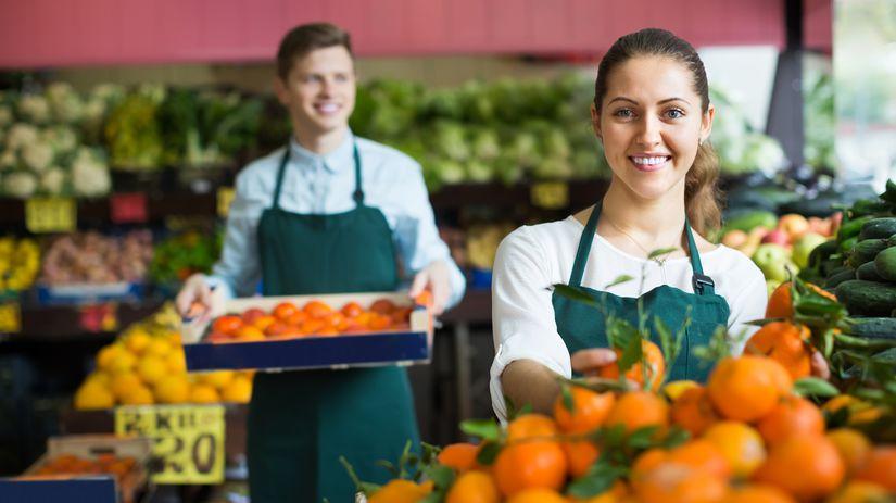 zamestnanci, obchod, predaj, práca, zamestanie,