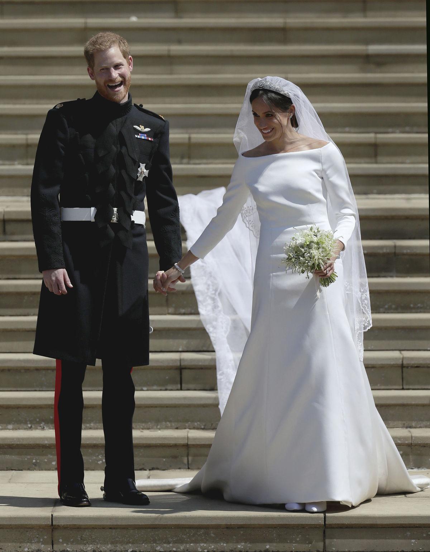 3e5695fb9eed Svadobné šaty vojvodkyne Meghan vystavia! Očaria verejnosť  - Krása ...