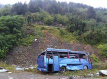 Bulharsko autobus nehoda