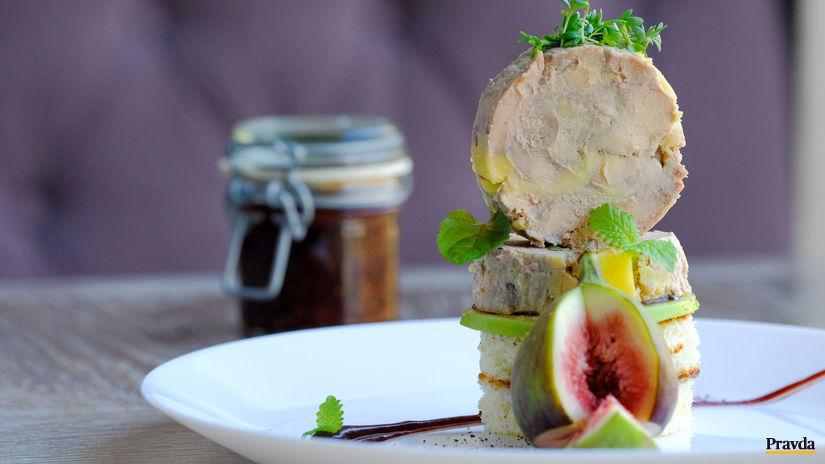 Figové čatní k marinovanému foie gras, zaváranie