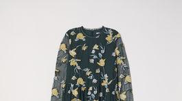 Dámske dlhé šaty značky H&M, Limited Edition, predávajú sa za 99 eur.
