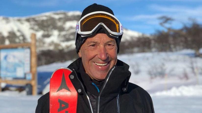 Dieter Bartsch, lyžovanie, lyžiarsky svah