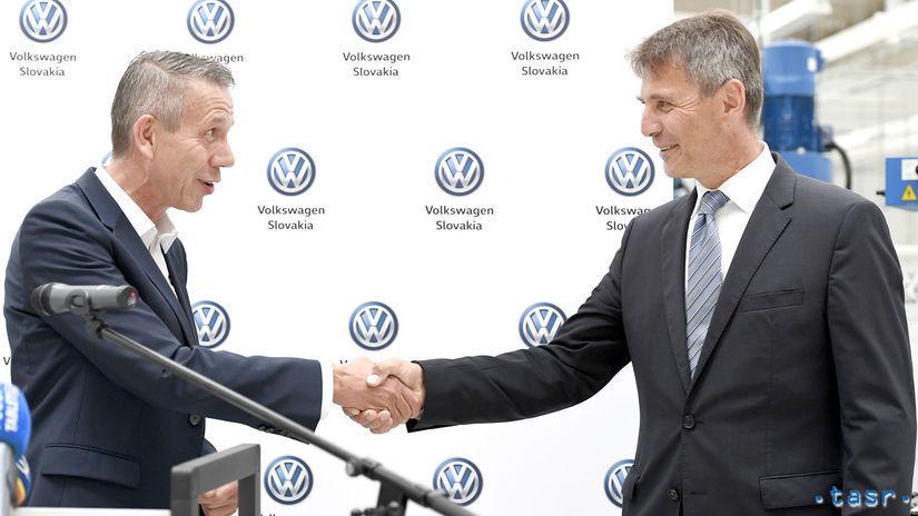 Bratislava Volkswagen Nesrovnal