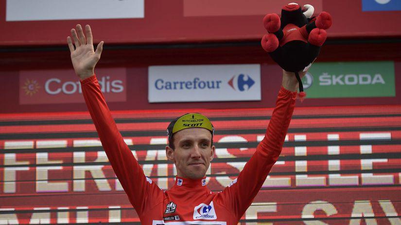Španielsko Cyklistika Vuelta 10. etapa Yates