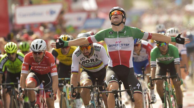 Španielsko Cyklistika Vuelta 10. etapa