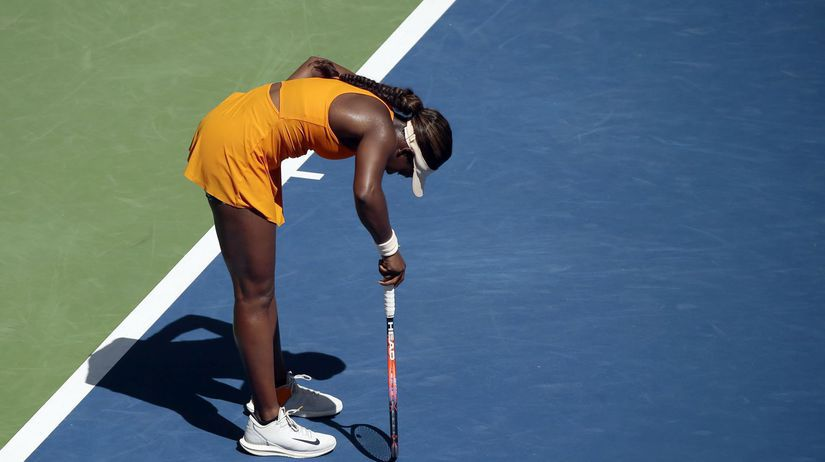 US Open Tennis Stephensová
