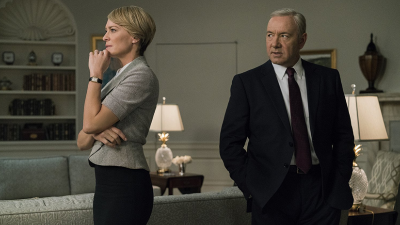 dom z kariet, house of cards, kevin spacey,...