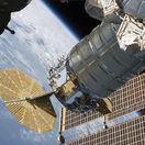 ISS Sojuz MS-09 Cyclus Northrop Grumman