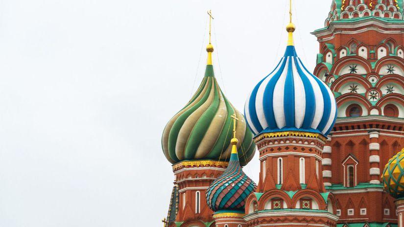 Rusko, Moskva, Červené námestie