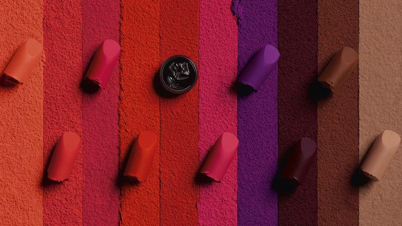 rúž, novinky, jeseň 2018, Lancôme