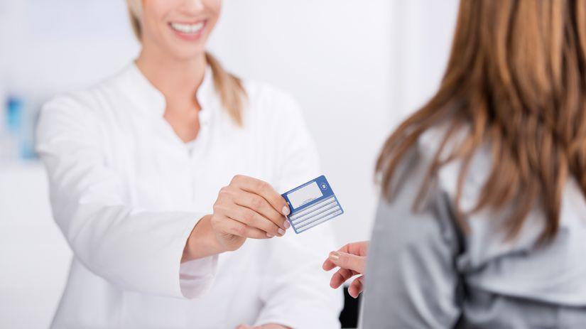 zdravotná poisťovňa, kartočka poistenca,...