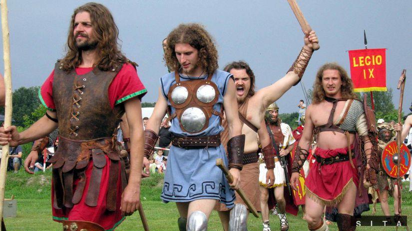 Bratislava- Rímske hry