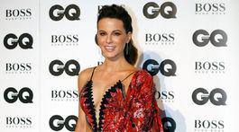 AWARDS-GQHerečka Kate Beckinsale prišla v kreácii od Juliena Macdonalda.