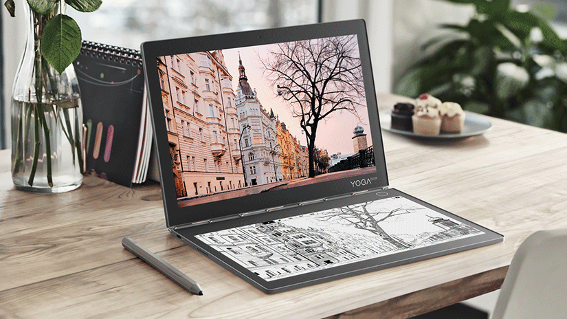 Lenovo, Yoga Book C930