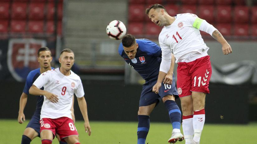 Mazáň Slovensko - Dánsko