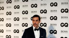 Na podujatí sa objavil aj Sacha Baron Cohen.