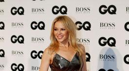 Speváčka Kylie Minogue.