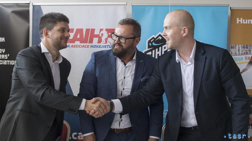 SR Hokej SIHPA CAIHP JESZ spolupráca BAX