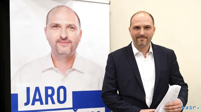 SR Košice komunálne kandidát primátor Polaček KEX