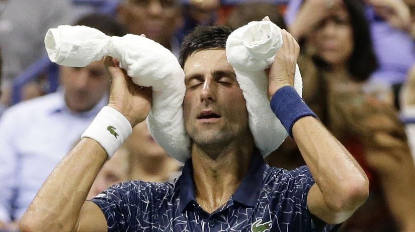 USA Tenis US Open muži štvrťfinále