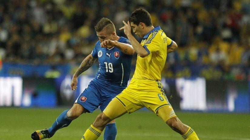 futbal Ukrajina