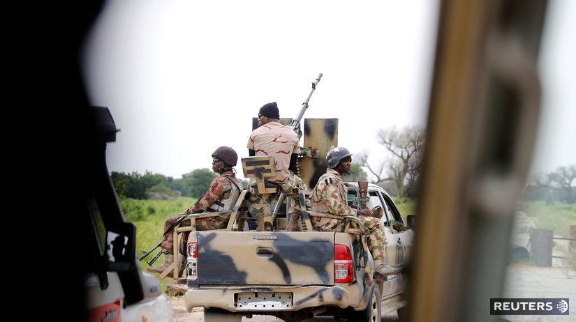 nigéria, armáda, vojak, vojaci