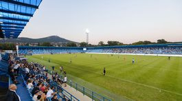 SR Futbal FC Nitra štadión nový otvorenie Slavia NRX