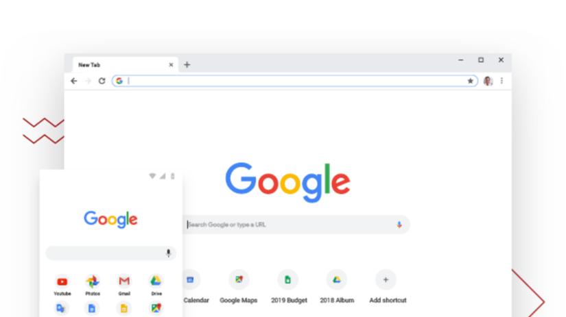 Google Chrome, prehliadač