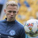 Ukrajina futbal LN Slovensko duda