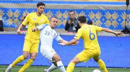 Ukrajina futbal LN Slovensko Ukrajina Lobotka