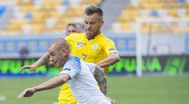 Ukrajina futbal LN Slovensko weiss