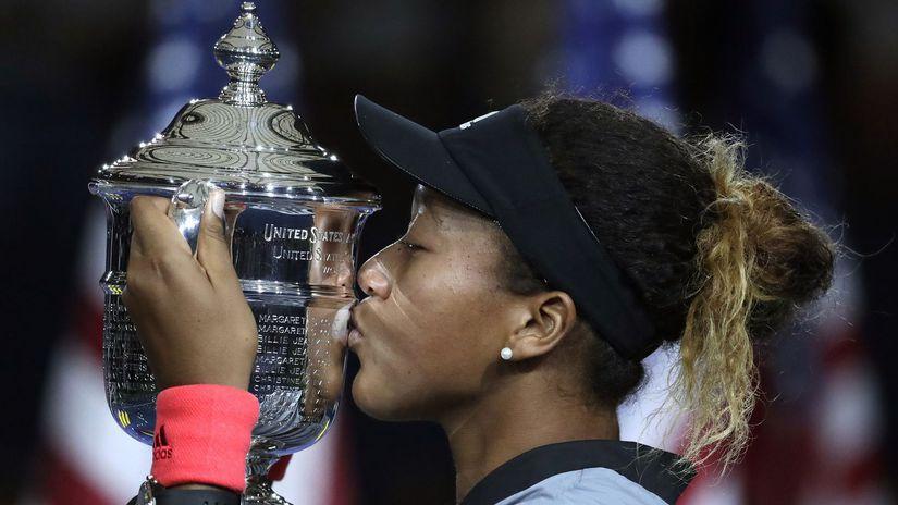 US Open Tenis Osaková