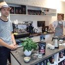 kaviareň káva pražiareň Luhačovice