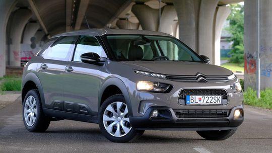 Test: Citroën Cactus: –  falošná hra na C4