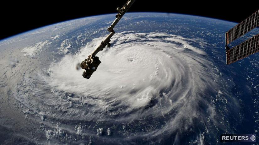 hurikán, florence