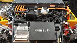 Kreisel Electric - prevodovka Sala 2 pre elektromobily