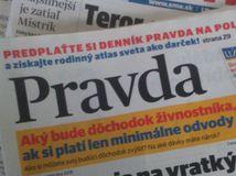 noviny, denníky, Pravda