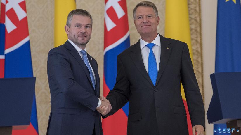Rumunsko, Pellegrini, návšteva