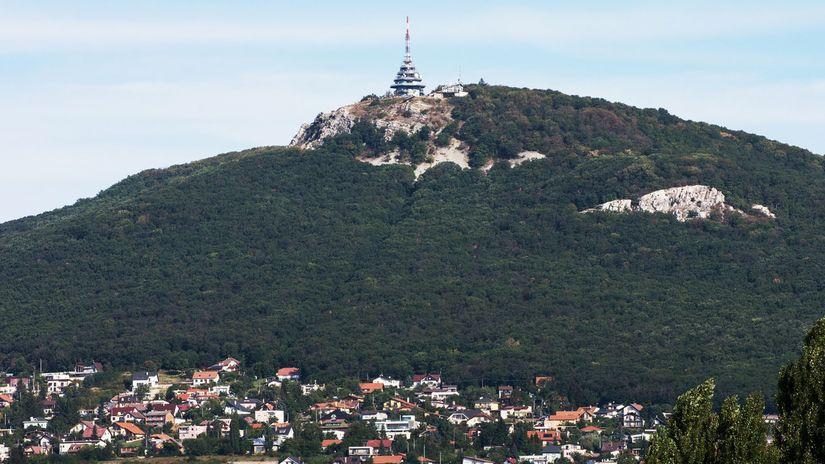 Zobor, Nitra