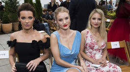 Kate Beckinsale, Rosie Huntington-Whiteley a Dianna Agron