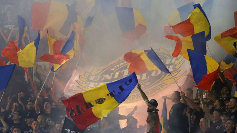 Rumunsko, fanúšikovia