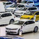 VW autosalon