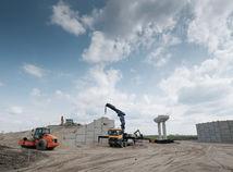obchvat D4R7 výstavba, stavba, bratislava, dialnica